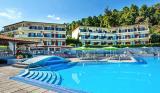 През Септември: 3 нощувки със закуски и вечери в хотел Palladium 3*, Халкидики, Гърция! Дете до 11.99г. - безплатно!