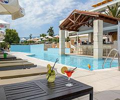 Last minute! 3 нощувки, All Inclusive в хотел Olympian Bay 4*, Олимпийска ривиера, Гърция през Септември и Октомври!